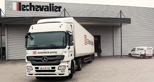 Une plateforme logistique à votre service