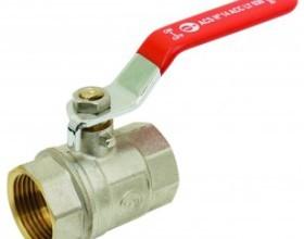 vanne-a-sphere-laiton-f-f-serie-etoile-passage-standard-poignee-acier-plate-rouge
